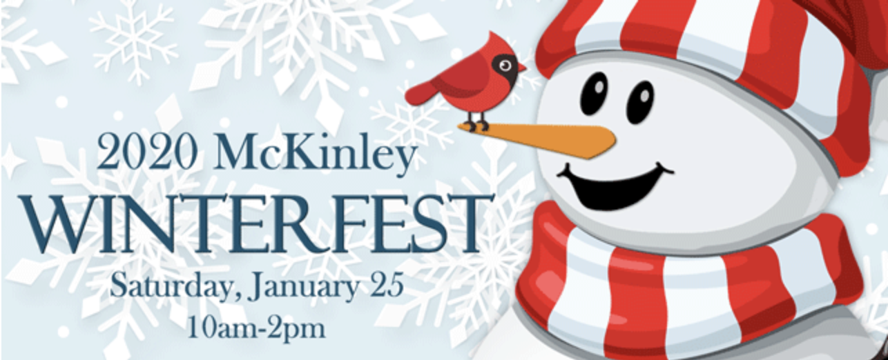 Winter Fest Jan. 25th 10AM – 2PM